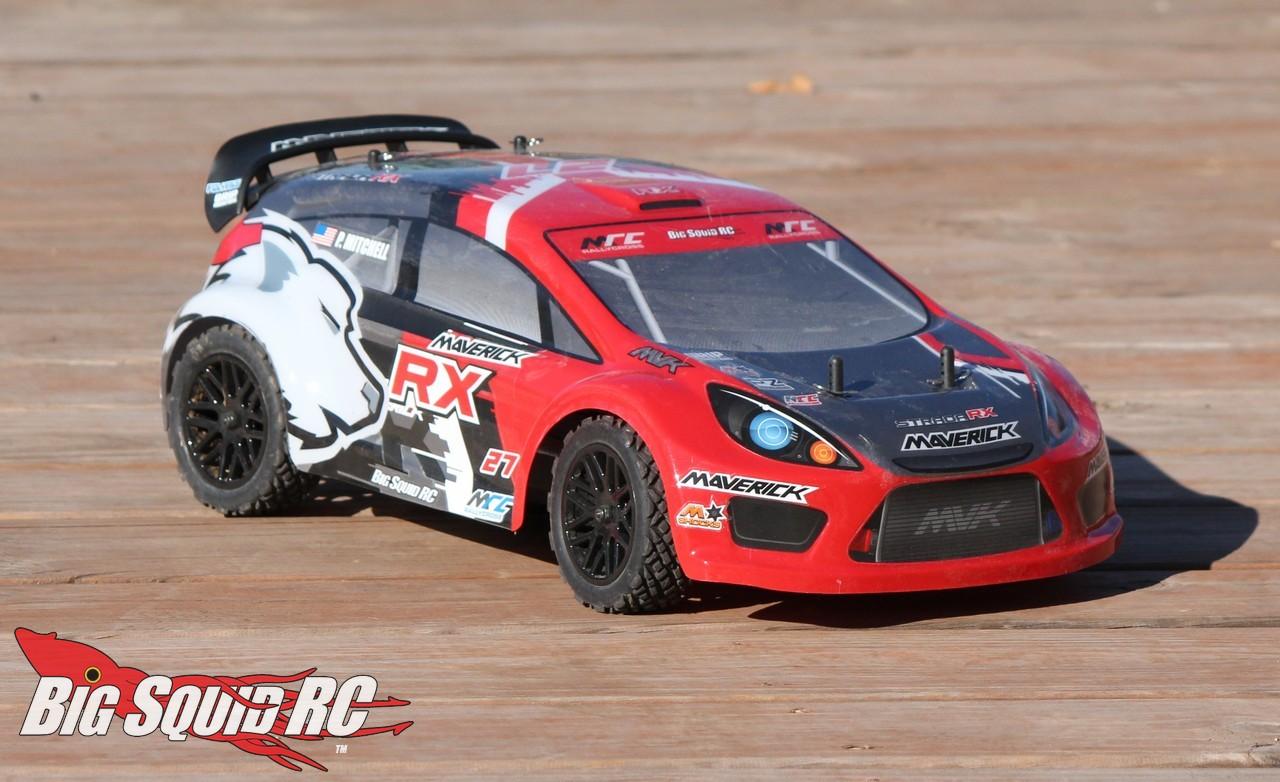 Maverick Strada RX Rally Car Review « Big Squid RC – RC Car and ...