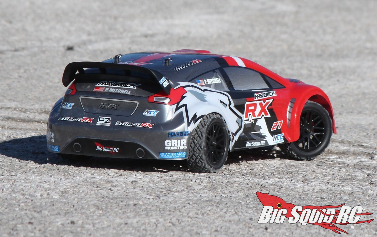 Maverick Strada RX Rally Car Review « Big Squid RC – RC Car and ...