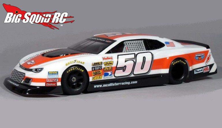 McAllister Racing ZL1 Stock Car Body