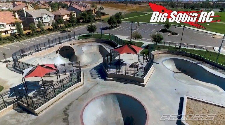 Pro-Line Pro-MT 4x4 Skate Park Video
