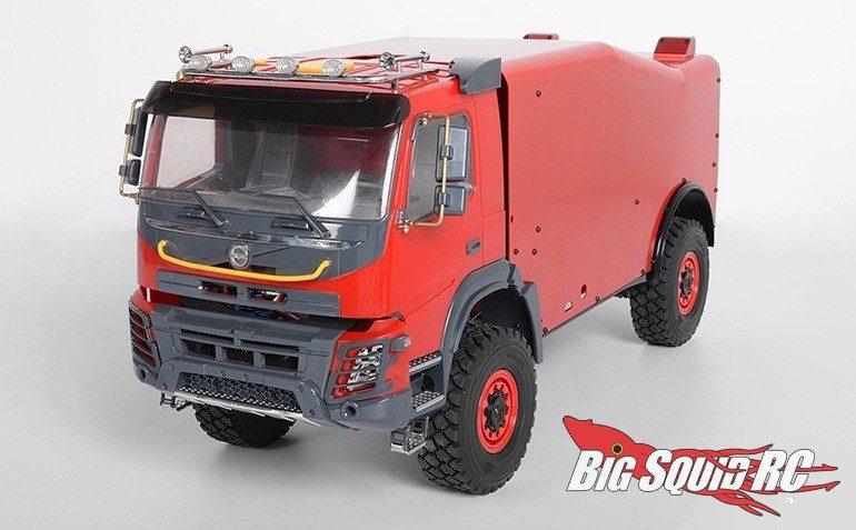 RC4WD 14th Dakar Rally Scale Race Truck RTR