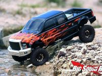 RC4WD Terrain RTR Crusher Body