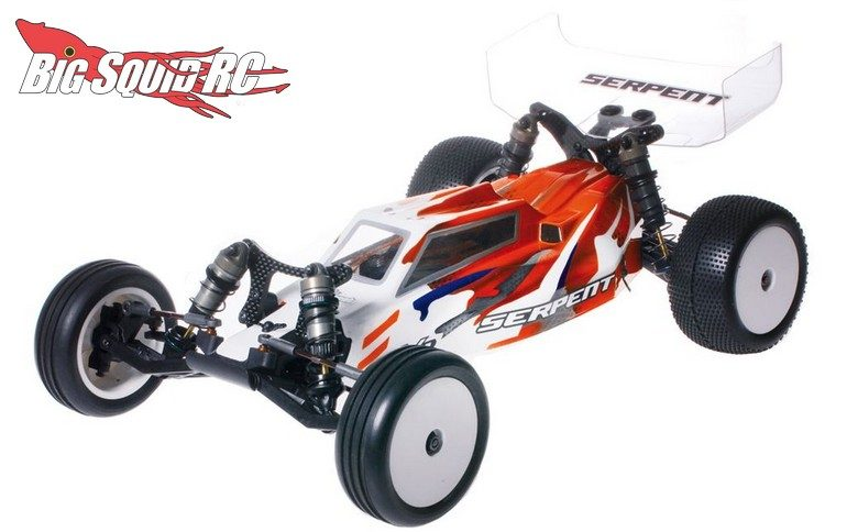Serpent Spyder SRX2 HT Team Edition Buggy