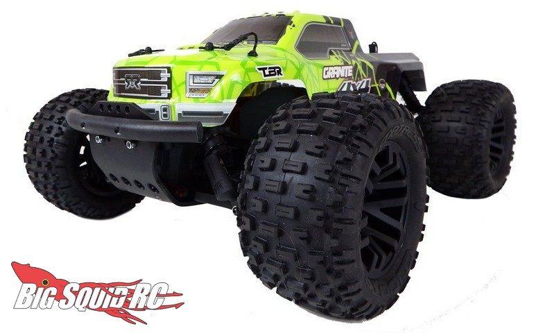 T-Bone Racing XV6 Front Bumper Arrma Granite 4x4