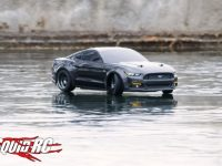 Traxxas Ford Mustang Ice Driving Video