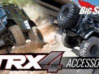 Traxxas TRX-4 Accessories Hop-ups Upgrades