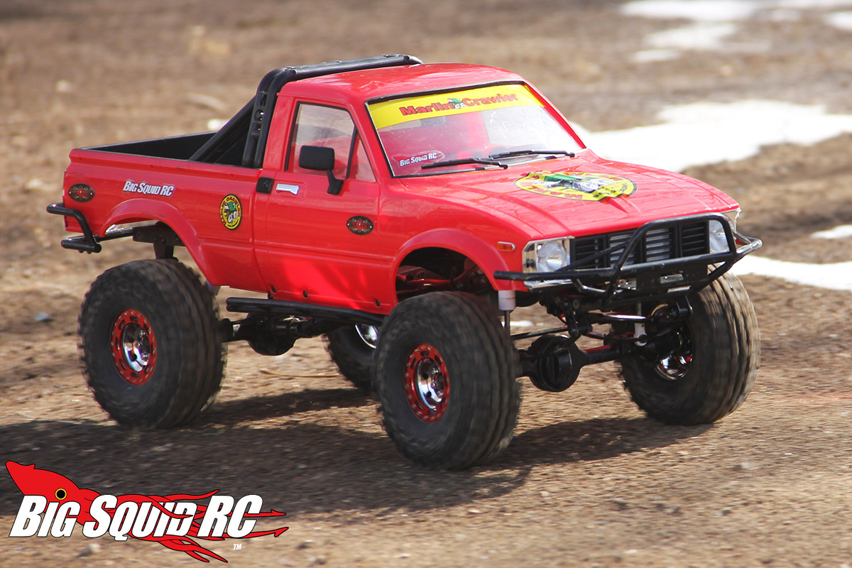 Review – RC4WD Marlin Crawler Trail Finder 2 RTR « Big Squid RC – RC