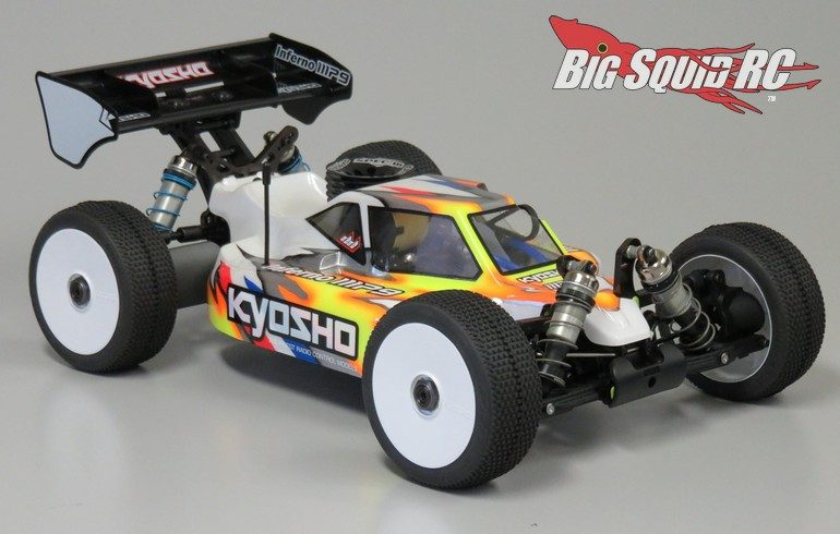 10th Anniversary Special Edition Kyosho Inferno MP9 TKI4