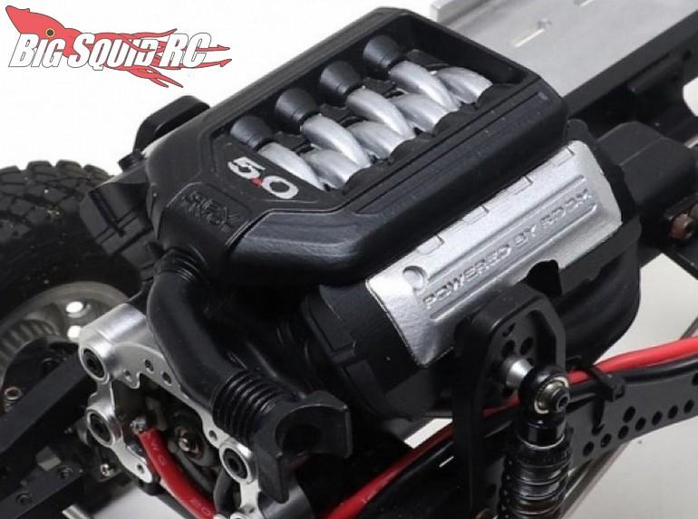 Boom Racing Scale V V Tivdt Engine
