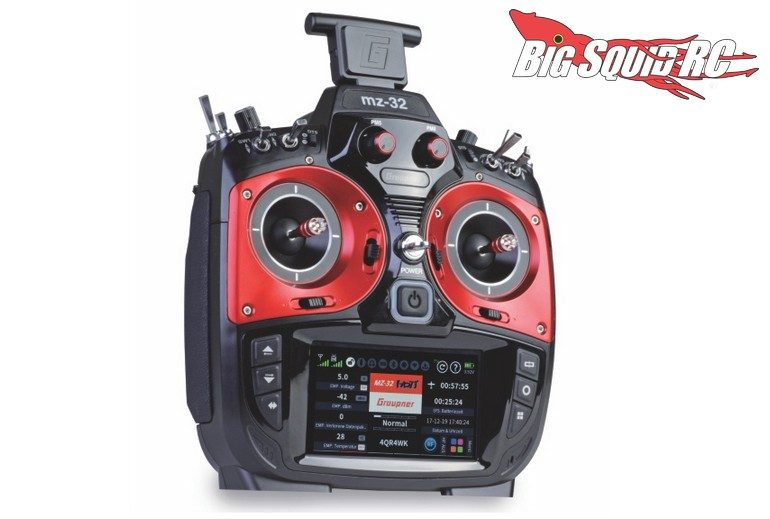 Graupner mz-32 Air Radio