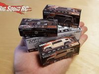 HPI Scale Kit Boxes
