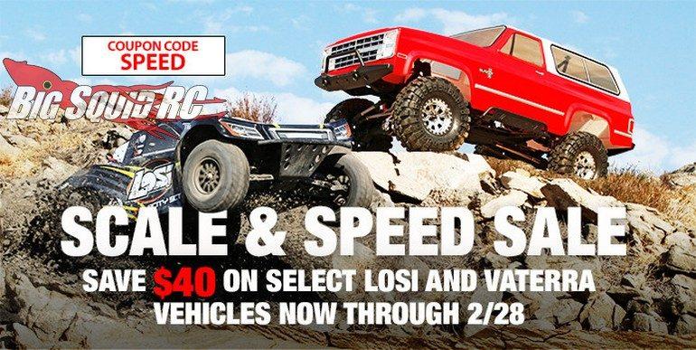 Horizon Hobby Scale & Speed Sale