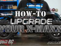 How To Upgrade X-Maxx Video Pro-Line