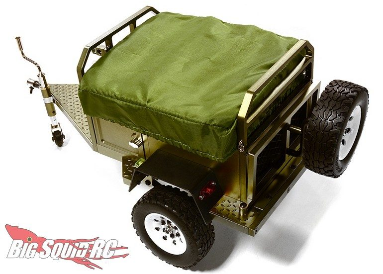 Integy Camping Trailer With Tent