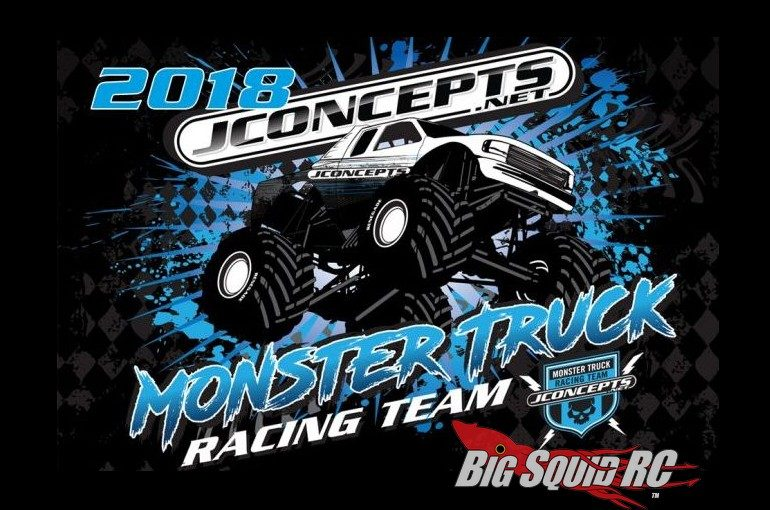 JConcepts 2018 Monster Truck Event Schedule