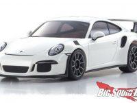 Kyosho MINI-Z RWD Series Readyset Porsche 911 GT3 RS