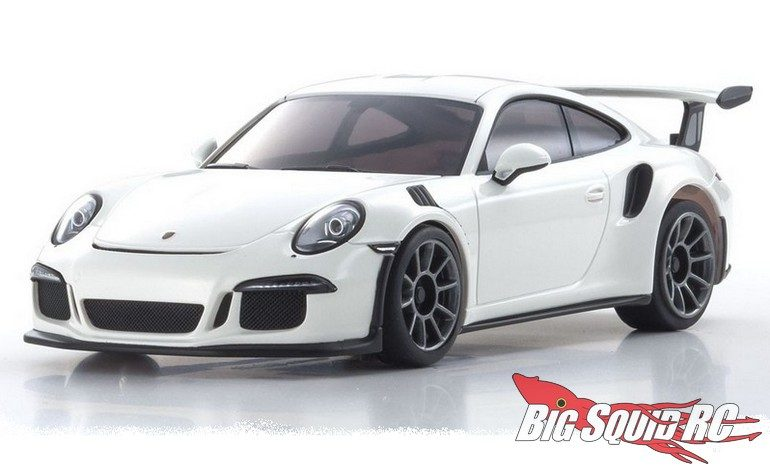 Kyosho MINI-Z RWD Series Readyset Porsche 911 GT3 RS