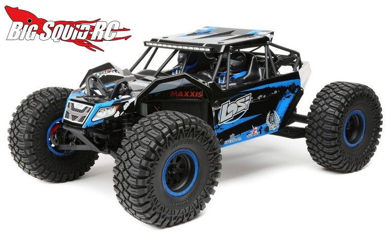 Losi Rock Rey Option Upgrade Parts