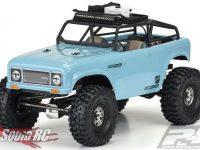 Pro-Line Ambush Body Ridge-Line Trail Cage Rock Crawler