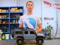 Pro-Line Traxxas TRX-4 Hop-Ups Upgrades Option Parts Video
