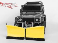 RC4WD Super Duty V Snow Plow