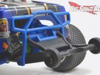RPM Rear Bumper Traxxas Rustler