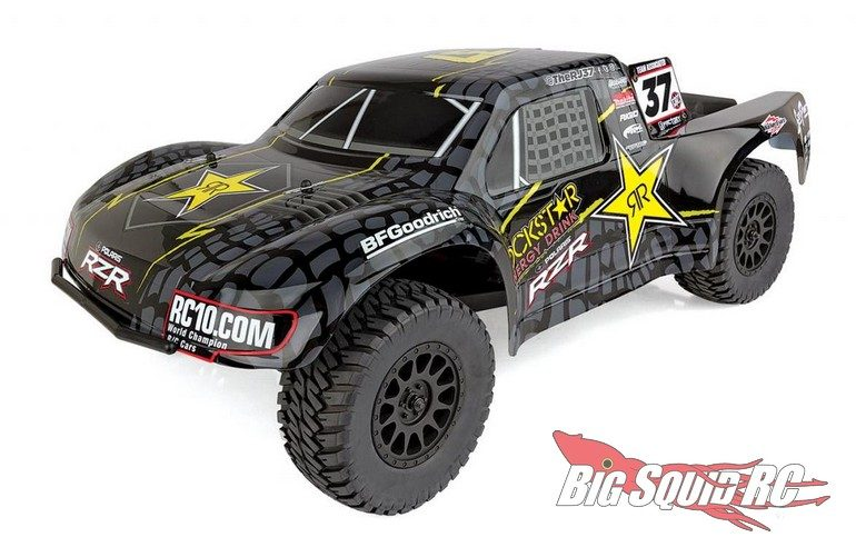 Team Associated ProSC10 RJ Rockstar