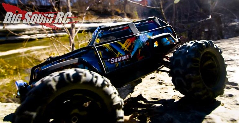 Traxxas 1/16 Summit Video