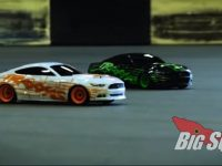 Traxxas Kart Track Video