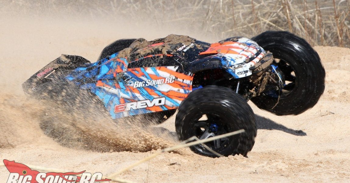 Traxxas E-Revo 2.0 Review