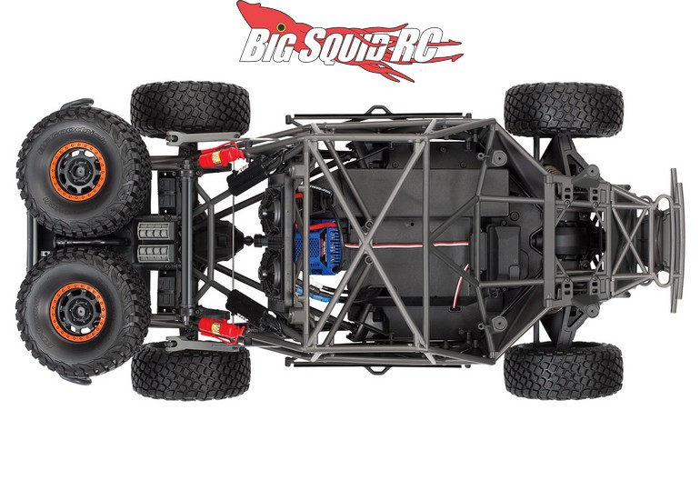 Official announcement traxxas 1 7 unlimited desert racer for Perfect scale pro review