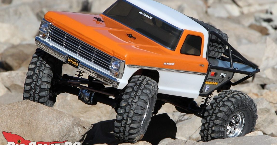 Vaterra 1968 Ford F-100 Ascender Review