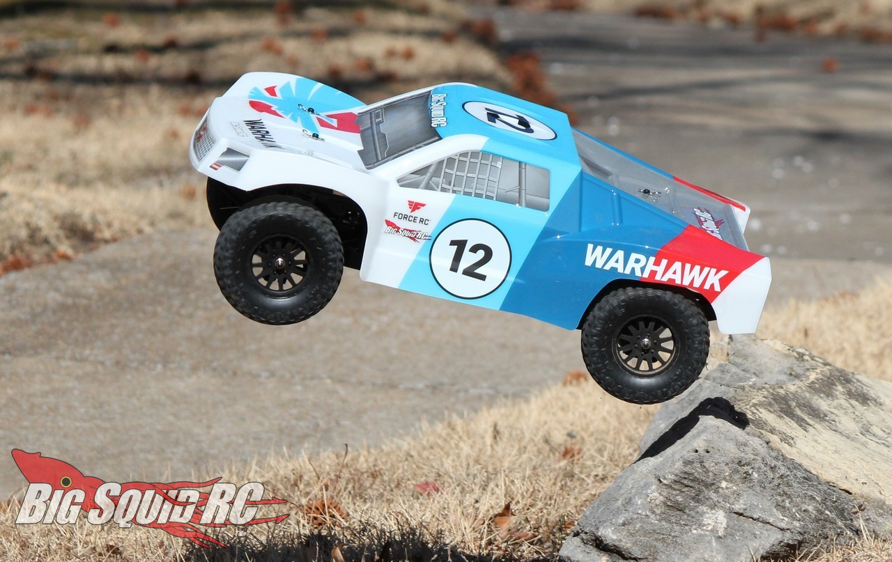 Product Spotlight- Force RC Warhawk 4WD Short Course Truck