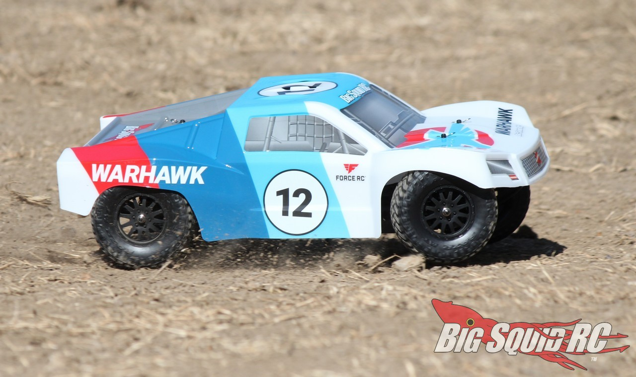 Product Spotlight Force Rc Warhawk 4wd Short Course Truck