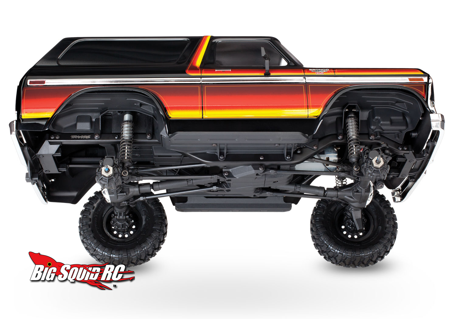 Ford Bronco Rc Car Review