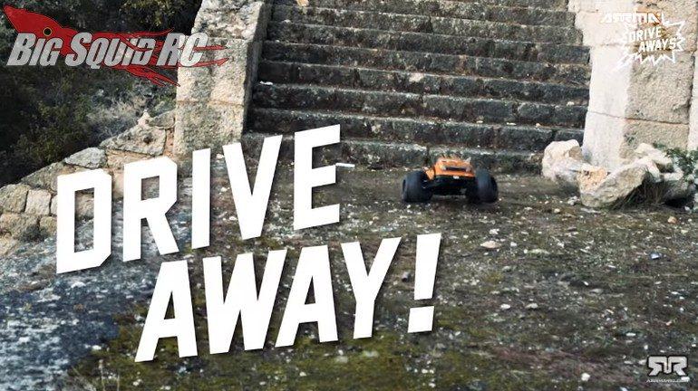ARRMA Drive Away Video