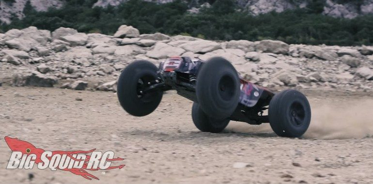 ARRMA Kraton Never Back Down Video