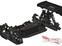 HB Racing E817 V2 Buggy Kit