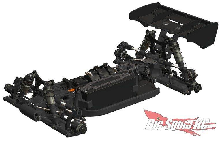 HB Racing E817 V2 Buggy Kit