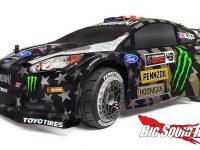 HPI WR8 Ken Block Stars And Stripes