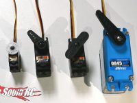 Hitec D-Series Servo Video