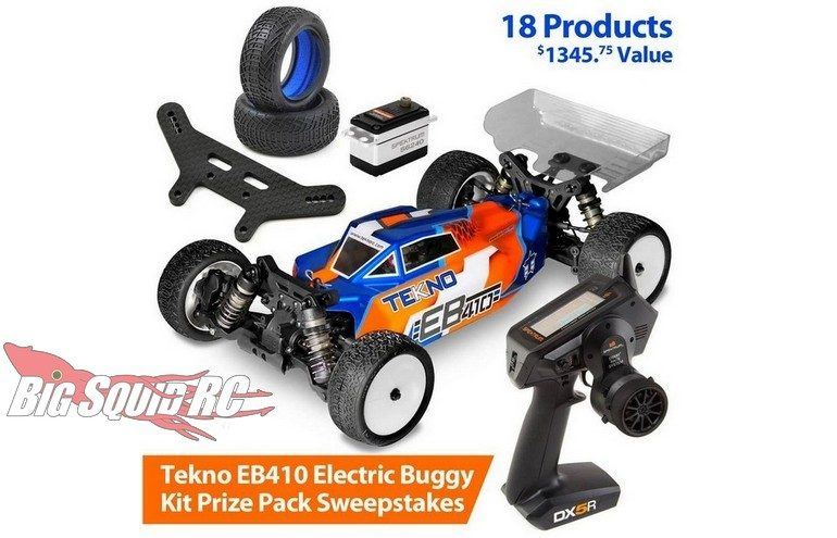 Horizon Hobby Tekno RC Sweepstakes