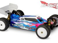 JConcepts F2 Body Yokomo YZ4-SF