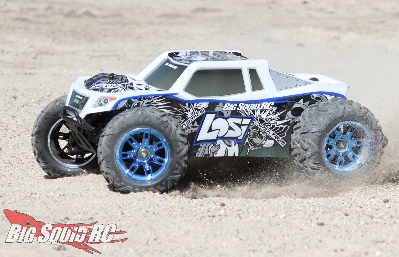 Losi Lst 3xl E Monster Truck Review 171 Big Squid Rc Rc