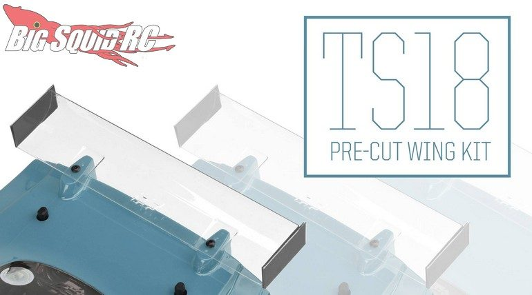 PROTOform TS18 Wing Kit