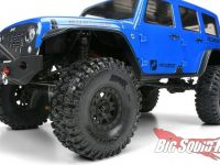 Pro-Line Hyrax 1.9 G8 Rock Terrain Truck Tires Mounted