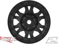 Pro-Line Impulse 1.9 Black Plastic Internal Bead-Loc Wheel