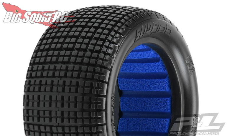 New Slide Job Dirt Oval Tires From Pro Line 171 Big Squid Rc