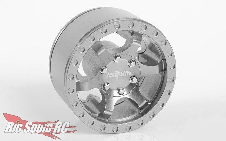 RC4WD Rotiform Six OR 1.55 Wheels