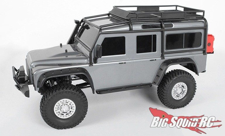 "RC4WD Spider 1.9"" Aluminum Wheels"